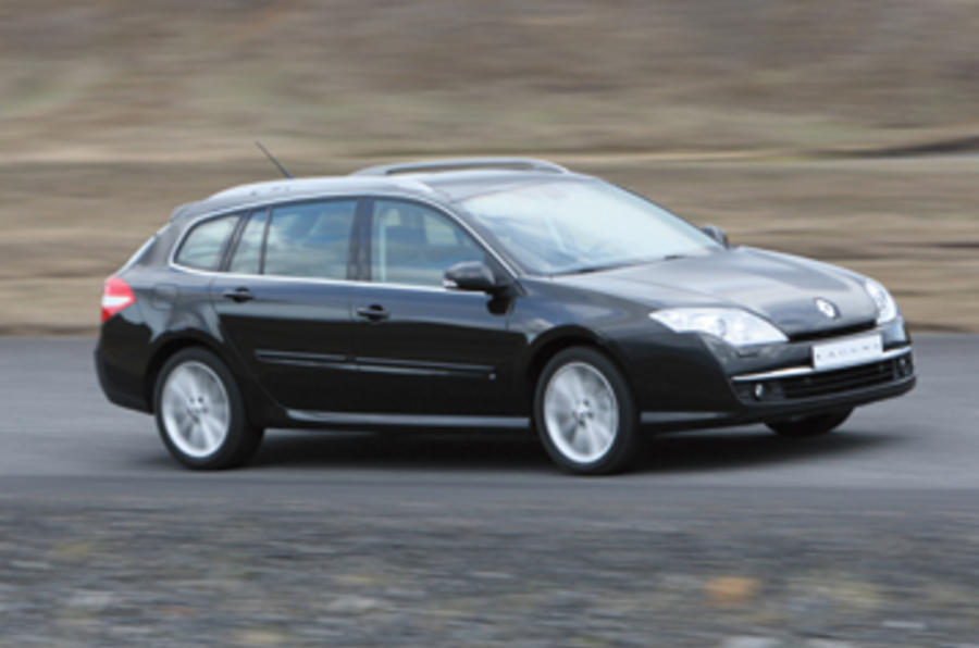 renault laguna sports tourer review autocar. Black Bedroom Furniture Sets. Home Design Ideas