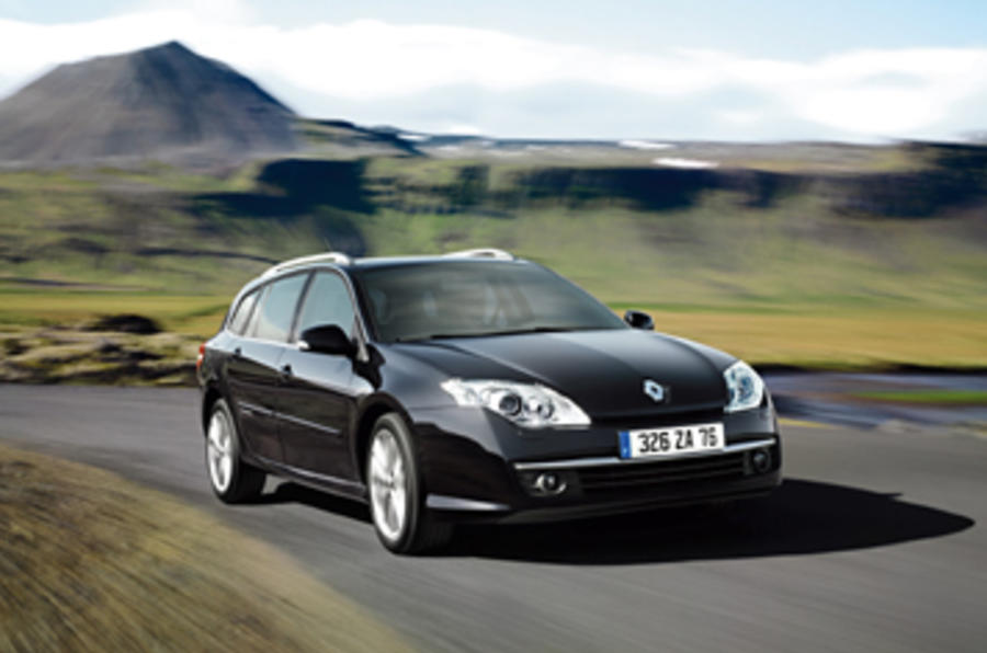 Renault Laguna Sports Tourer