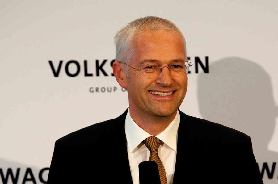 Volkswagen bosses surprised by US diesel take-up