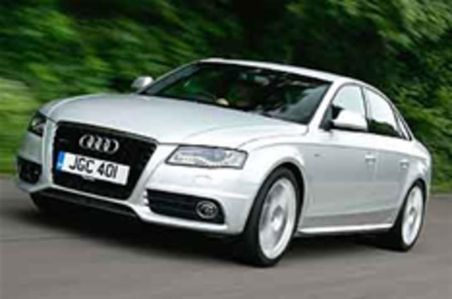 Twin-clutch Audi A4 launched