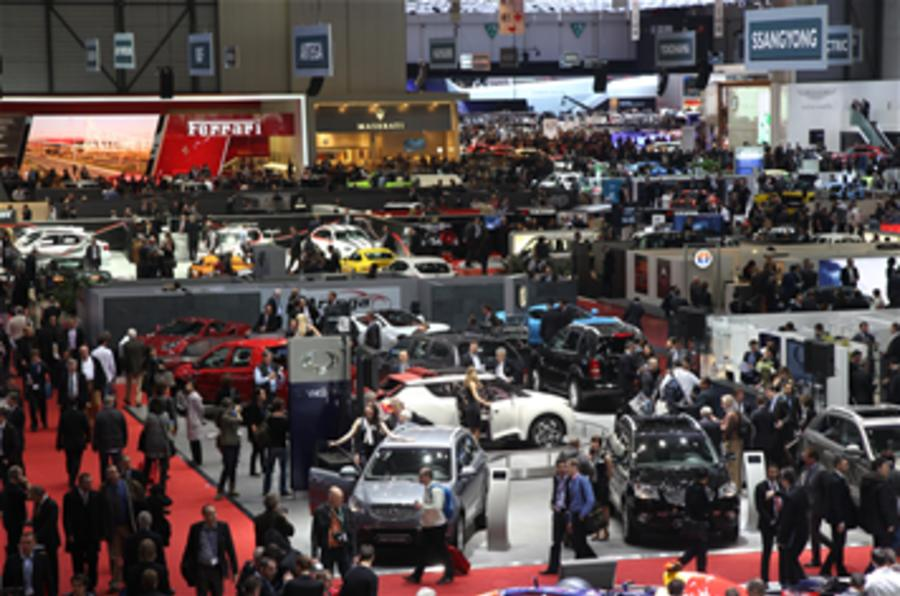 Geneva show: top ten blogs