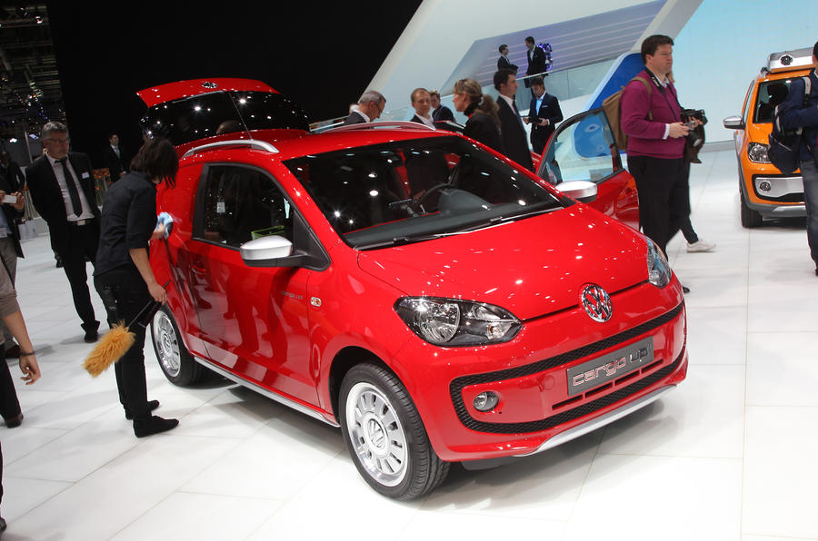 Geneva 2012: VW Up concepts