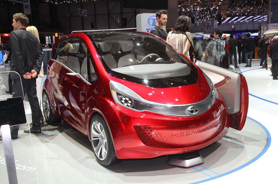 Uk Developed Tata Megapixel Takes Home Bow At Goodwood Autocar