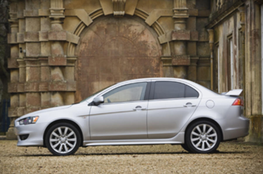 Mitsubishi Lancer 1 8 Gs3 Review Autocar
