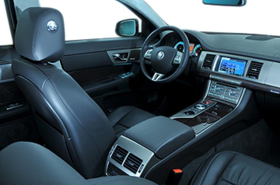 Jaguar XF 5.0 V8 Portfolio ...