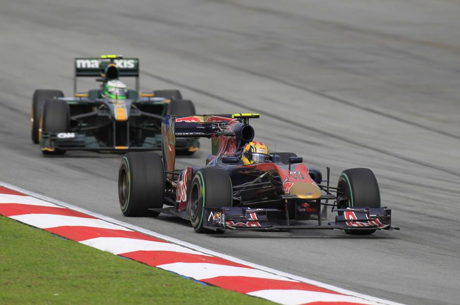 Rookie racer thanks Schumacher