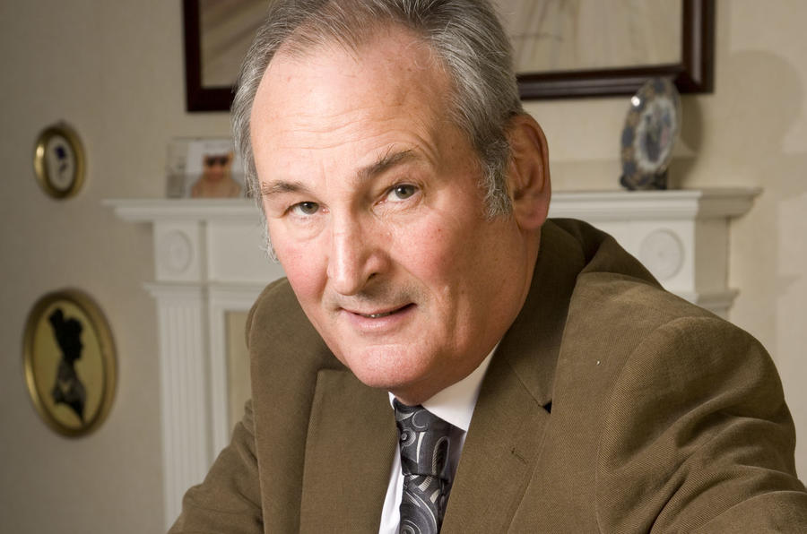 Richard Noble: my heroes