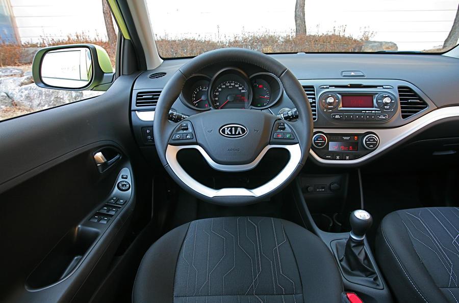 Kia Picanto Review >> Kia Picanto 1.0 review | Autocar