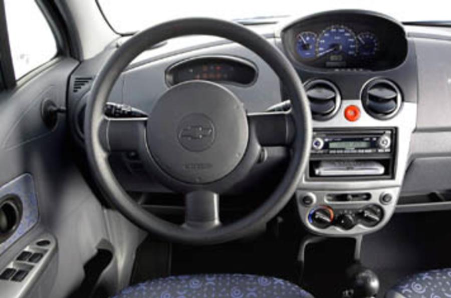 Chevrolet Matiz 0.8