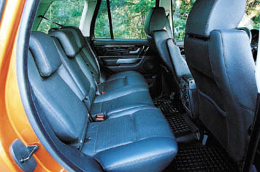 Range Rover Sport V8 Supercharged