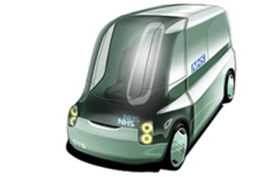 The ambulance of the future