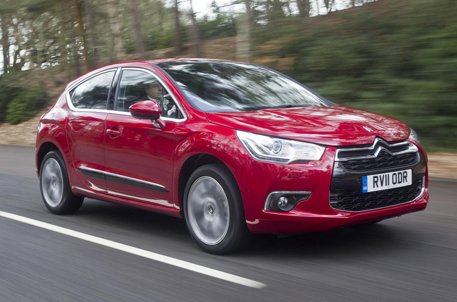 Citroën DS4 2.0 HDi DStyle