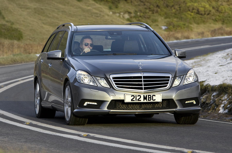 Mercedes-Benz E 220 CDI SE