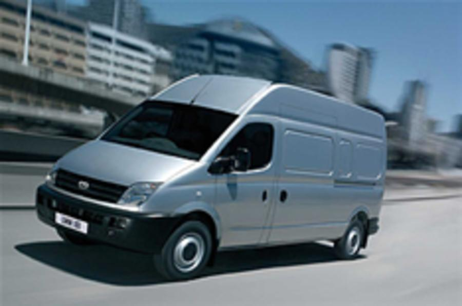 LDV saved by last-ditch loan