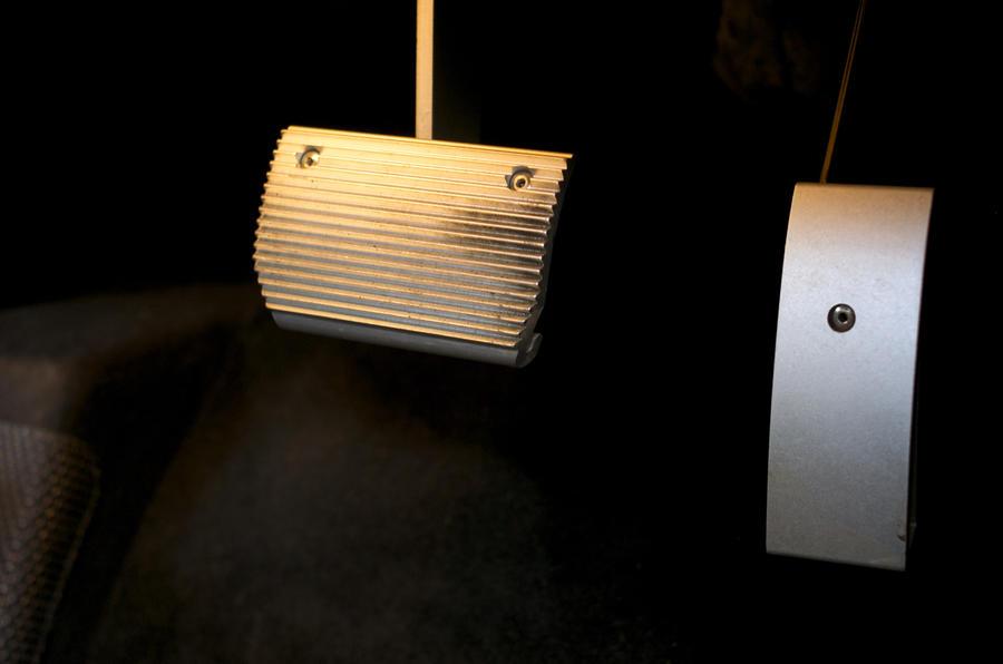 Lotus Evora IPS aluminium pedals