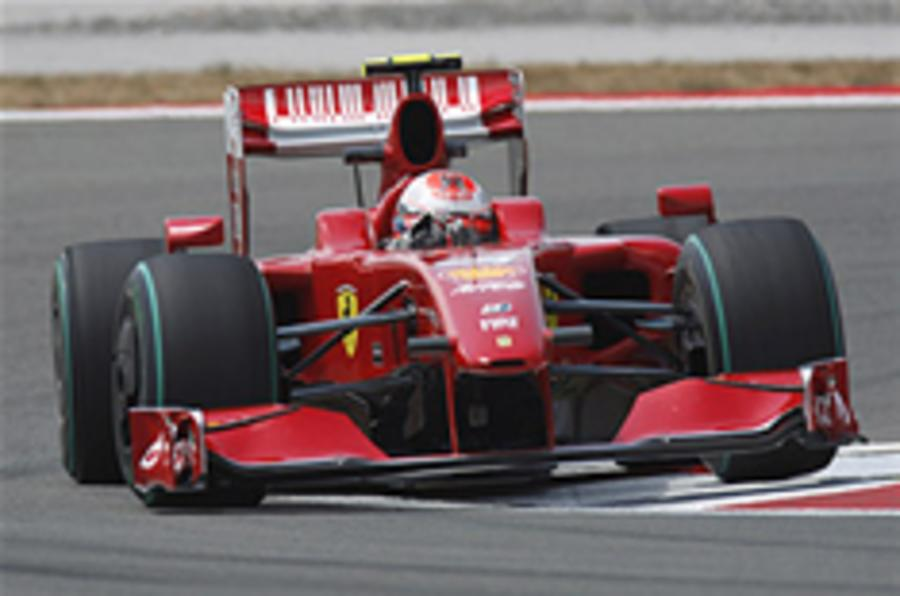 2010 F1 entry list released