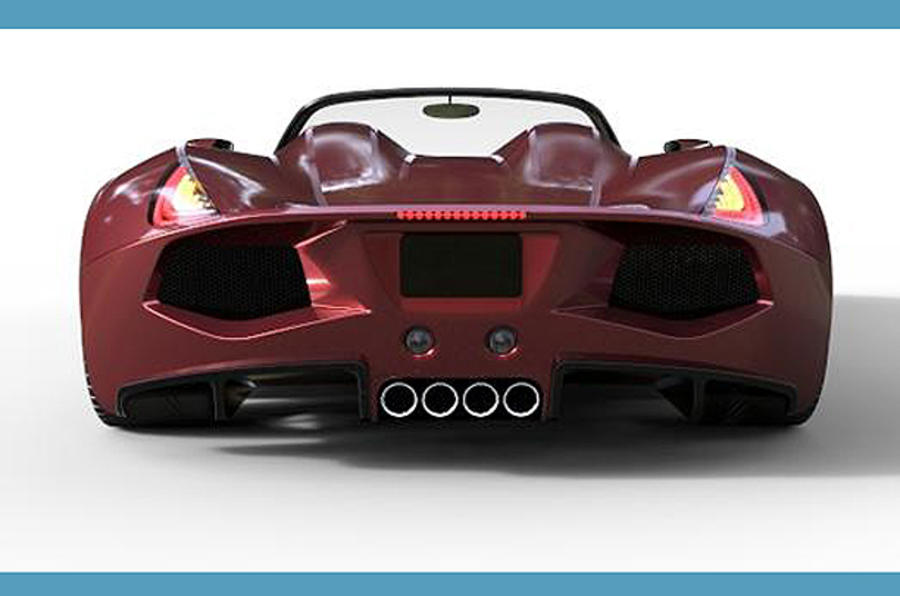 New '300mph' hypercar launched