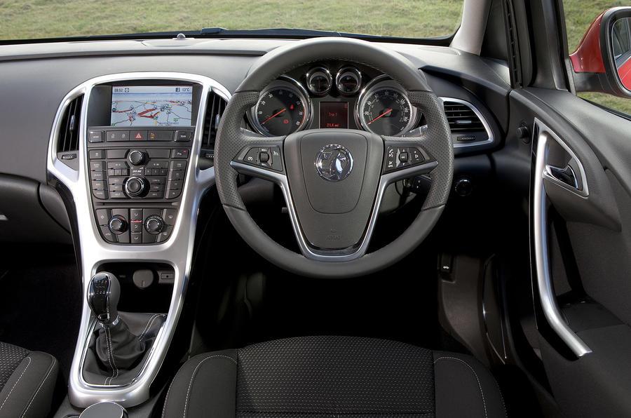 Vauxhall Astra 2.0 CDTi SRi