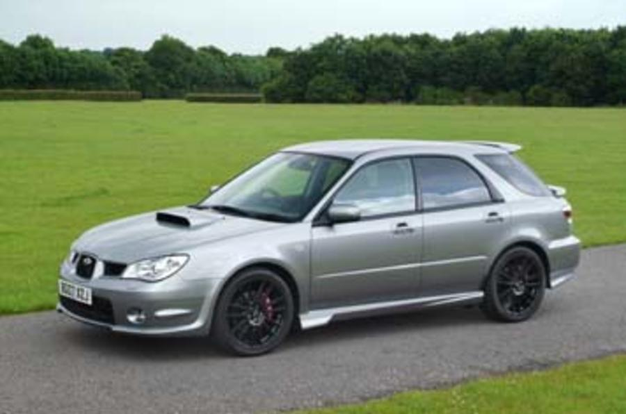 Subaru Impreza Gb270 Review Autocar