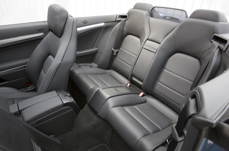 Mercedes E350 CDI Cabriolet