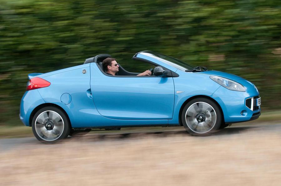 Renault Wind 1.2 TCe Dynamique S