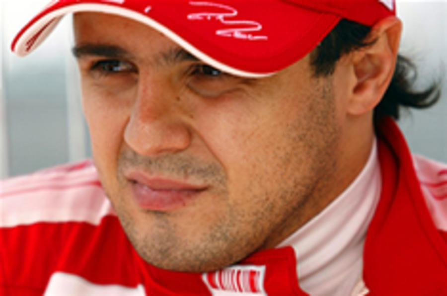 "Massa: ""I am racing again"""