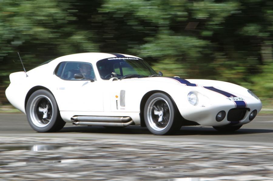 480bhp Shelby Daytona Cobra Coupé