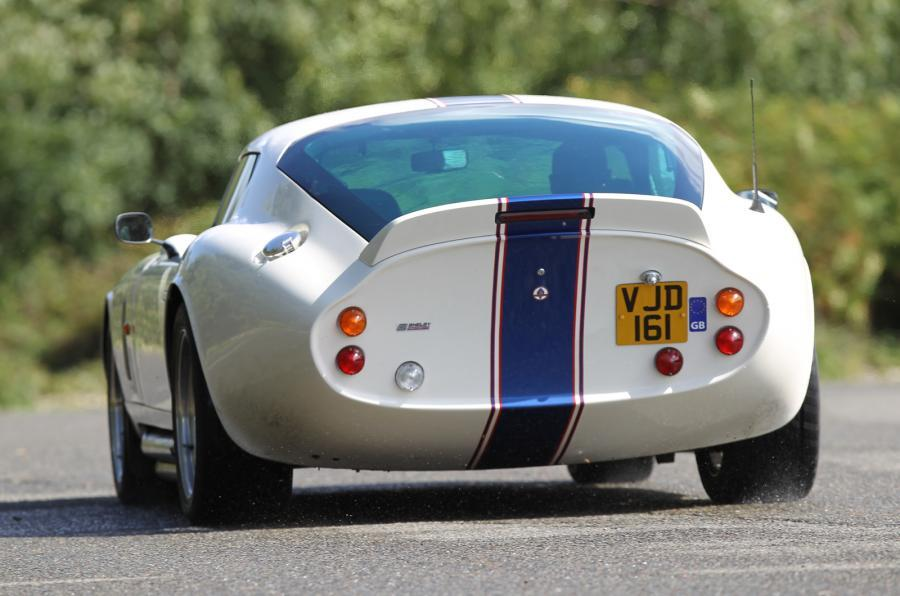 Shebly Daytona Cobra Coupé rear