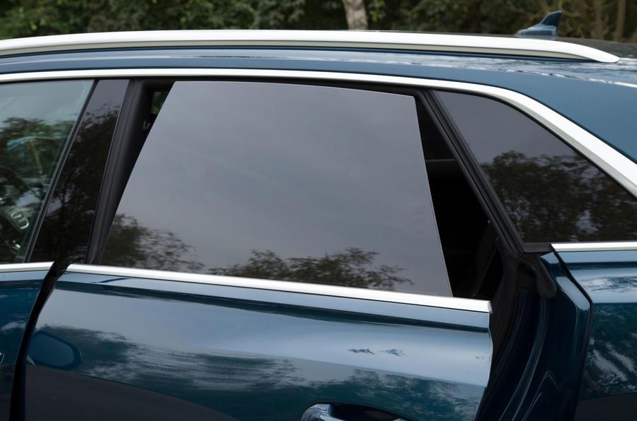 Audi Q8 50 TDI Quattro S Line 2018 road test review - rear doors