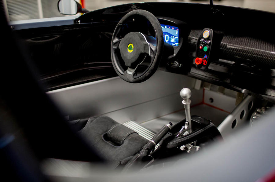 Lotus 3-Eleven 430 review cabin