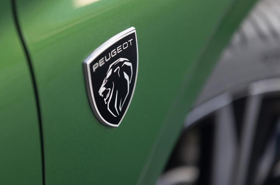 7 Peugeot 308 2021 : premier essai - badge latéral