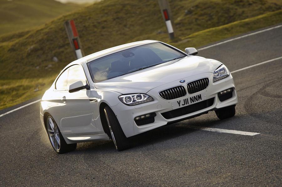BMW 640d M Sport Coupé