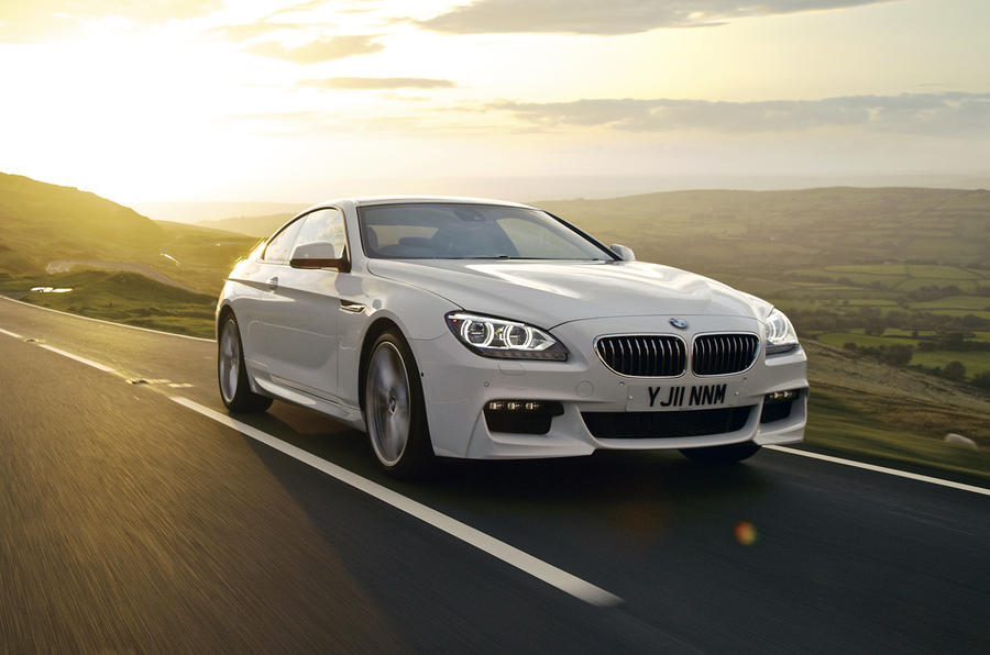 BMW 640d M Sport Coupe first UK drive