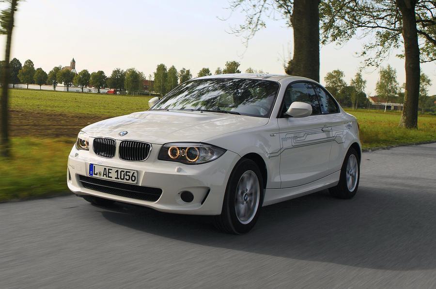 BMW 1 Series ActiveE