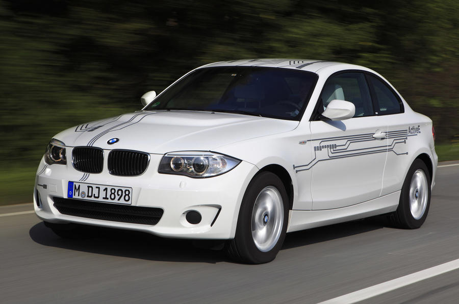 BMW 1 Series ActiveE