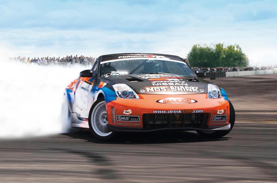 Formula Drift - live coverage