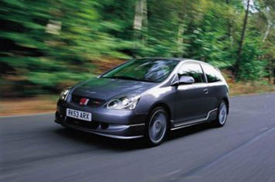 Type-R's mechanicals get less maniacal