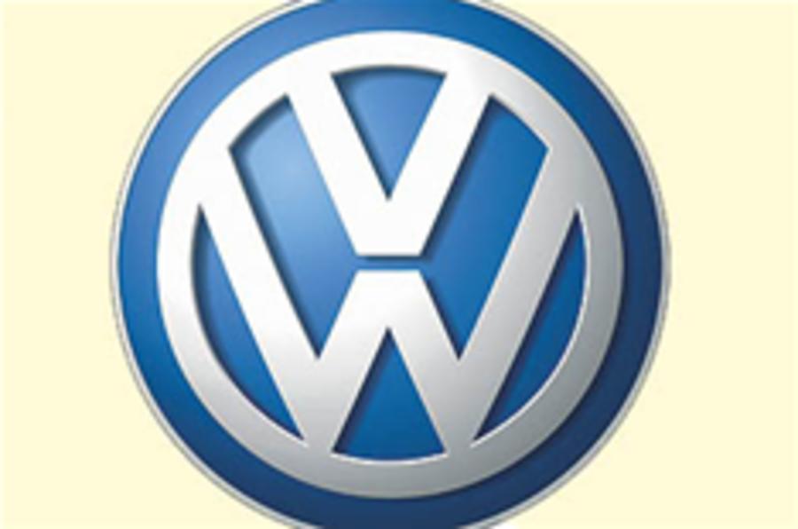VW defies sales slump