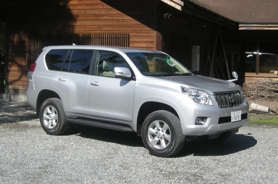Toyota Land Cruiser 3.0D-4D