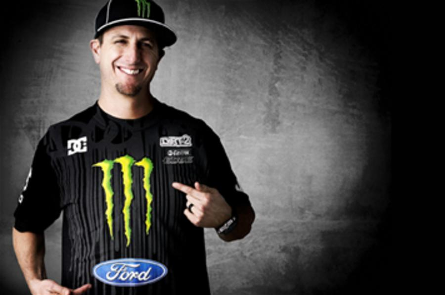 Ken Block to contest WRC
