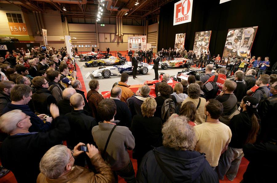 Autosport International - don't miss out