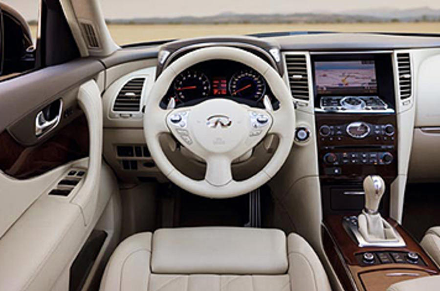 Infiniti Fx35 2018 >> Infiniti FX50 S review | Autocar