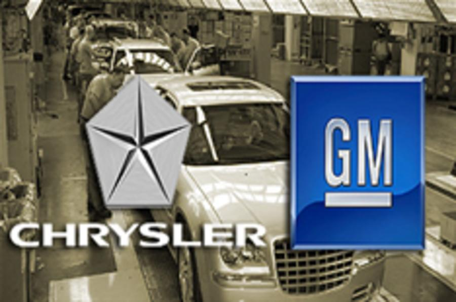 More bailouts for GM, Chrysler