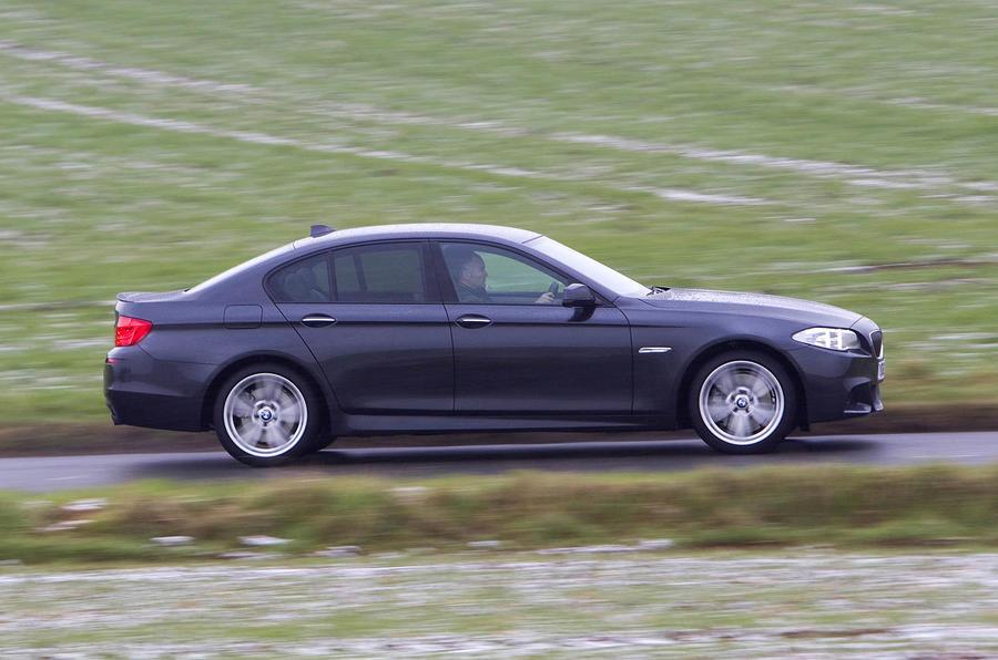 Bmw 535d M Sport Review Autocar