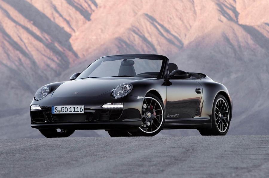 £85,965 Porsche 911 GTS Cabriolet