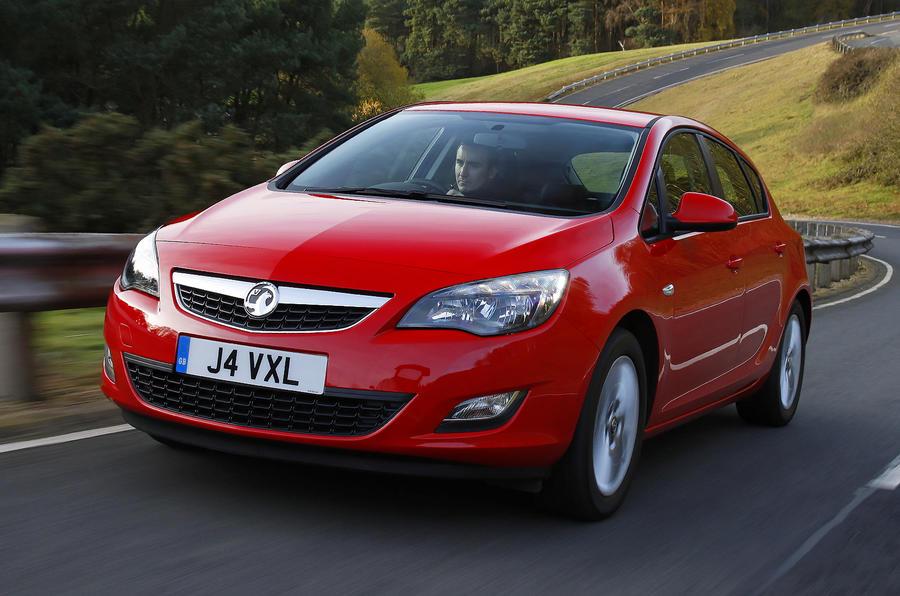 Vauxhall Astra 1.7 CDTi Ecoflex Exclusiv