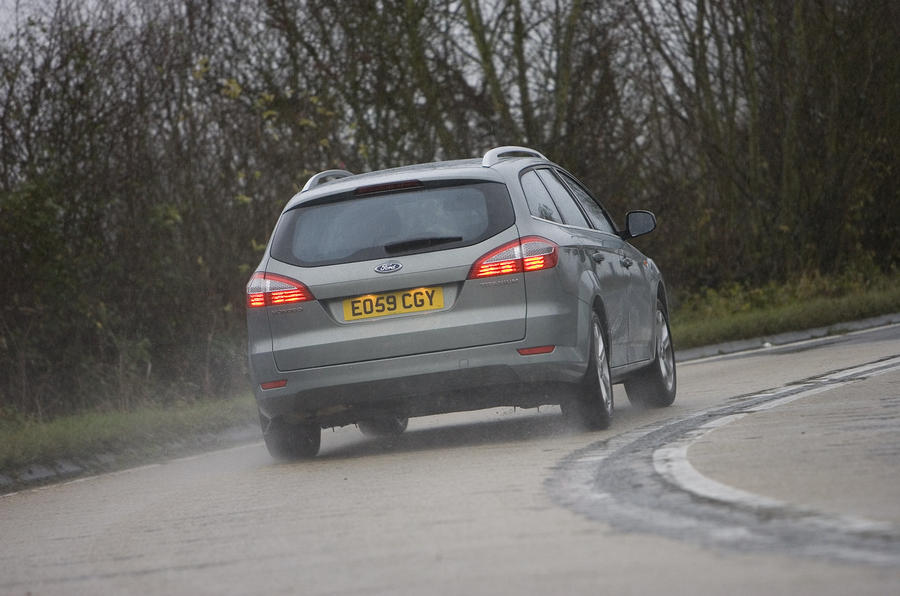 Ford Mondeo Econetic Titanium Estate