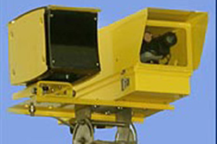 Average speed cameras for 2010