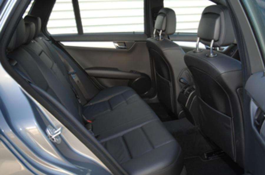 Mercedes-Benz C 220 CDi Estate