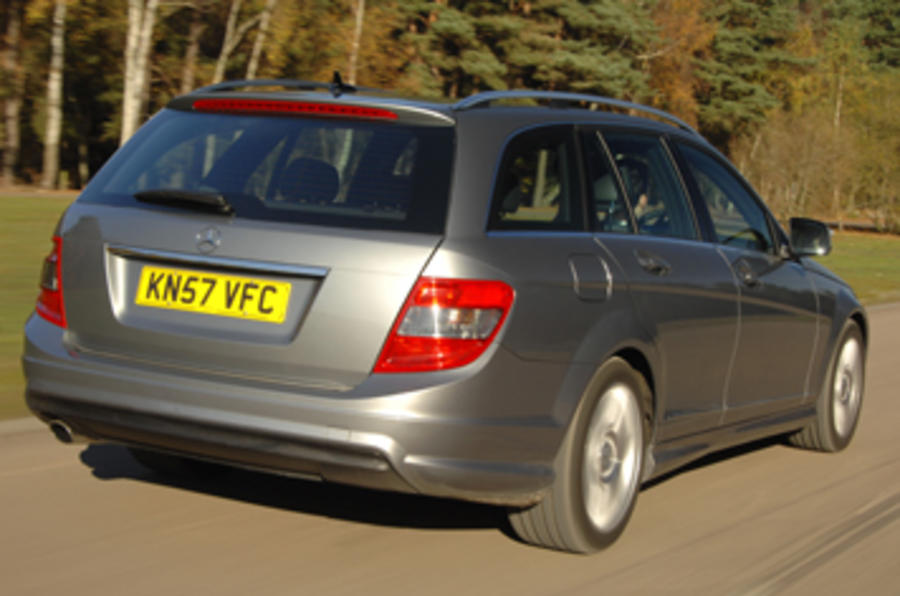 Mercedes-Benz C220 CDi Estate